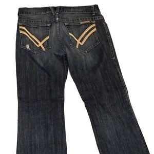 Vintage William Rast Men's Jeans Billy Flare 36 XL